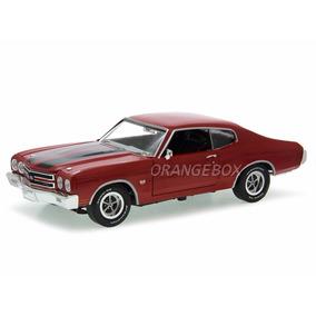 Chevy Chevelle Ss 1970 Jack Reacher Autoworld 1:18 Awss109