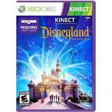 Kinect Disneyland Adventures Xbox 360 Nuevo Sellado