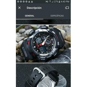 Reloj Epozz Modelo 3001,fashion Sport ,10 Atm ,para Bucear.