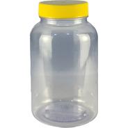 Frascos Plasticos 710 Cc Con Tapa X 12 Unidades