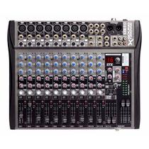 Consolas Mixer 12 Canales Sound Xtreme Sxm 512 Efectos C J F