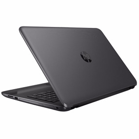 Notebook Hp Amd A-62.0ghz 15.6 4gb 500gb Dvd Windows 10 +nf