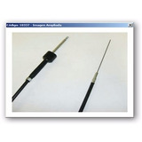 Cable Toma De Aire Ford Corcel Ii Pampa Del Rey 10673