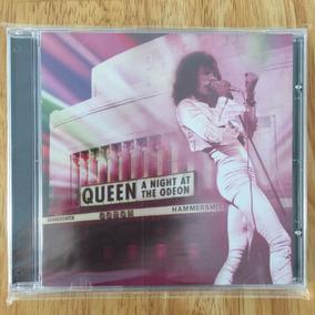 Cd Queen A Night At The Odeon (2015) 1ª Prensagem Nacional!!