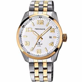 Relógio Technos Masculino Golf 2315gd/5b ( Nota Fiscal )
