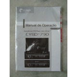 Manual Do Dvd Cyber Cybd 790