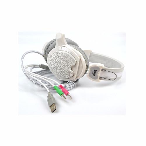 Fone Headphone Gamer Com Microfone E Ilumina??o - Plugx T169