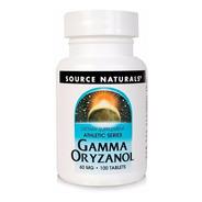 Gamma Oryzanol (a Melhor E A Mais Concentrada) 100 Tablets