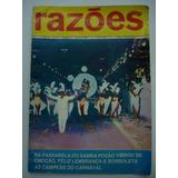 Revista - Razões - Carnaval De Juiz De Fora 1986 E 1987