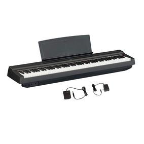 Yamaha P125 De 88 Teclas De Piano Ponderada De Acción Digita