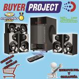 Parlante Klip Xtreme Kws-750 5.1 115w Bluetooth Micro Sd Usb
