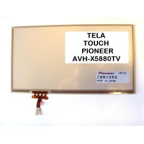 Tela Touch Pioneer Av-x5880tv . Com N F