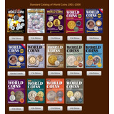 Super Mega Pack Catalogo De Monedas World Coins 1901-2000