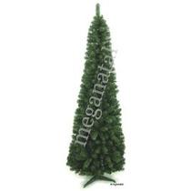Arvore De Natal Pinheiro Americano Slim 210cm