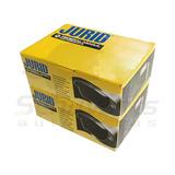 Kit Pastilha Freio Dianteira + Traseira Audi A4 08/... 2.0 T