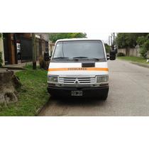 Trafic 2002 Larga Con Asientos Nafta Motor 1.6 16v