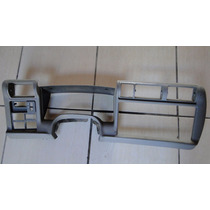 Moldura Painel Velocimetro S10 Blazer Até 2000 Cinza Claro