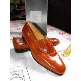 Vendo Zapatos De Vestir Christian Dior. Original. Marron.44.