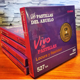 Las Pastillas Del Abuelo Locura Y Realidad Cd + Dvd Stock