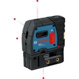 Nivel Láser De 5 Puntos Bosch Gpl 5