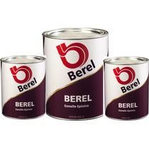 Berel Esmalte Epoxico Catalizado Unidad 6lt