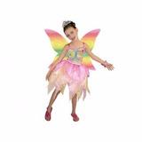 Disfraz Disfraces Mariposa Arcoiris Barbie Carnavalito