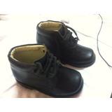 Zapatos Ortopedicos De Cuero Talla 24