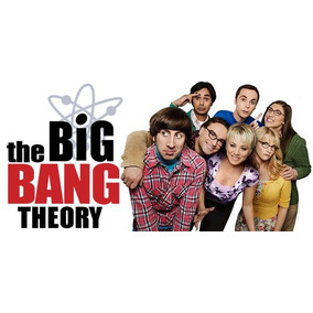 Big Bang Theory Todas Temporadas Dubladas, As 10 Completas !