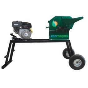 Molino De Forraje 1800 Verdes Y Secos Motor 5.5 Hp Mpower