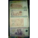 Billetes Antiguos Chilenos Colección