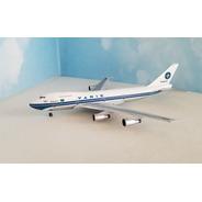 Miniatura Avião Aeroclassics 1:400 Varig Boeing 747-200