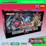 Legendary Dragon Decks / Dragones Legendarios Yugioh +envio