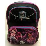 Mochila G Costas Monster High 16y01 Original Sestini