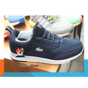 Zapatos Lacostes adidas Marathon Caballeros