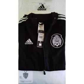 Chamarra Selección Mexicana 2014 / Negro Gris