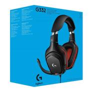 Audifonos Gamer G332 Se Logitech Pc, Xbox, Ps4, Celular