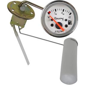 Bóia Elétrica + Marcador Combustível Wtop Br Fusca Buggy Vw