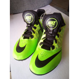 Spikes Atletismo Rival S Velocidad,tallas 25 Cm Nike