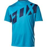 Jersey Fox Para Hombre Modelo Ranger Color Azul Para Mtb