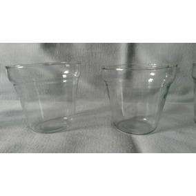 Vasos Vasinhos De Vidro - 5 Unidades