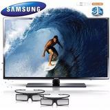 Tv Samsung 40 3d Led Serie 6 Y Lentes 3d Nuevos