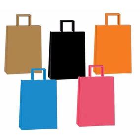 c7d7fb010 Bolsas Papel Lisas Color - Souvenirs para tu casamiento, bautismo y ...