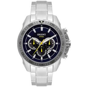90fa8118483 Relógio Orient Sport Mpsnc001 100m Pul. Nylon Preto - Relógios De ...