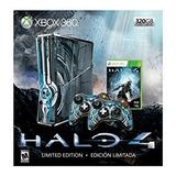 Xbox 360 Edición Limitada De Halo 4 Bundle