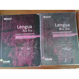Libro De Lengua 7 Y 8 Confluencia De Editorial Estrada