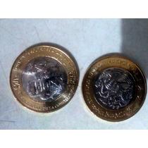 Moneda 20 Pesos 100 Años De La Constitución De 1917
