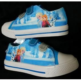 Zapatillas Nuevas Disney Frozen Talla 28