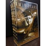 Dvd Twin Peaks: A Série Completa E Dublada (11 Dvds)