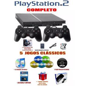 Playstation 2 Desbloqueado Completo Bivolt