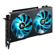 Vga Power Color Radeon Axrx 6600 8gbd6-3dhl 8gb Gddr6